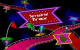 Fuzzy's World of Miniature Space Golf DOS Yeah! It's Terrastrial Trax!