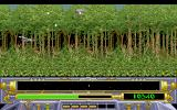 Revenge of Defender Atari ST Under attack on the forest world