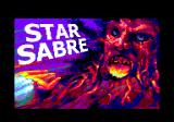 Star Sabre Amstrad CPC Loading screen