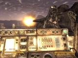 Fallout: New Vegas - Old World Blues Windows Guns can still fire, but are unable to rotate anymore