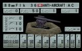 Iron Storm SEGA Saturn Infamous 88 mm German anti-aircraft gun