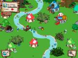 The Smurfs' Village iPad It's all going well so far...