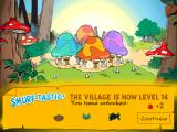 The Smurfs' Village iPad Yay! Level up!!..