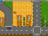 Parking Mania iPad ...and tractors are just a few of the dozens of vehicles the player gets to maneuver.