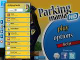 Parking Mania iPad Crystal integration with achievements and leaderboards