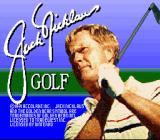Jack Nicklaus' Unlimited Golf & Course Design SNES Title screen