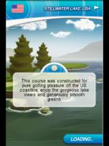 Flick Golf Android Loading screen