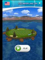 Flick Golf Android Course overview