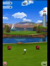 Flick Golf Android Shoot out