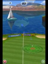 Flick Golf Android The ball is in the air