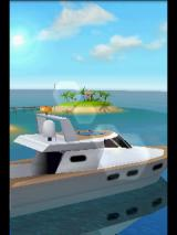Flick Golf Android On Bahamas we shoot from a boat