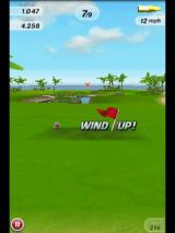 Flick Golf Android It's important to take the wind into account