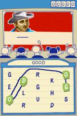 My Stop Smoking Coach: Allen Carr's EasyWay Nintendo DS Subliminal Words mini-game