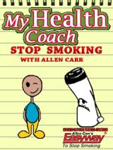 My Stop Smoking Coach: Allen Carr's EasyWay J2ME Title screen
