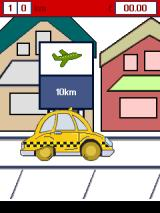 My Stop Smoking Coach: Allen Carr's EasyWay J2ME Taxi driver mini-game