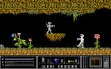 Poseidon: Planet Eleven Commodore 64 Start of the game
