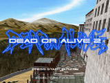 Dead or Alive 2 Dreamcast Title
