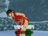 Dead or Alive 2 Dreamcast Winner - Lei-Fang