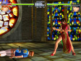 Dead or Alive 2 Dreamcast Kasumi vs Lei-Fang