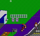 Paperboy Game Gear Construction