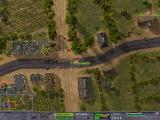 Close Combat: Invasion: Normandy - Utah Beach to Cherbourg Windows Fighting for control of the crossroads