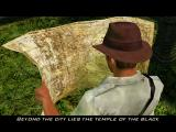 Indiana Jones and the Emperor's Tomb Windows Indy finds great help in maps