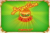 BurgerTime Deluxe iPhone Title screen