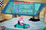 Krazy Kart Racing iPhone Isn't that the creepy pink rabbit from Silent Hill?
