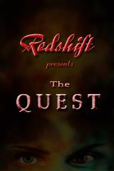 The Quest iPhone Title screen (vertical mode)