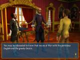 Sid Meier's Pirates!: Live the Life iPad Paying a visit to the local governor.