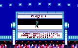 Blades of Steel DOS Configure Joystick of Player 1 (EGA)