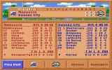 HardBall III DOS Player Screen (MCGA/VGA)