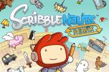 Scribblenauts Remix iPhone Title screen