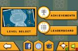 Scribblenauts Remix iPhone Main menu screen.