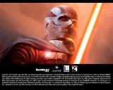 Star Wars: Knights of the Old Republic Macintosh Title Screen