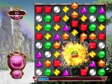 Bejeweled 3 Browser The result of matching a flare gem