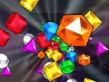Bejeweled 3 Browser The gems fly towards the screen ...