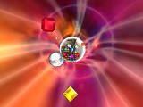 Bejeweled 3 Browser ... and disappear into a tunnel towards the next grid.