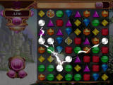 Bejeweled 3 Browser I swappd the hypercube with a white gem.