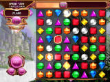 Bejeweled 3 Browser Only 25 seconds left in this Speed session