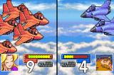 Advance Wars Game Boy Advance Wiping out half of enemy fighters as a pre-emptive strike.