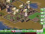 SimCity Deluxe iPad As in previous SimCity games, strange things can happen, such as this UFO attack.