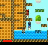 The New Zealand Story NES Squirting water at enemies