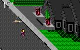 Paperboy 2 DOS Playing Game (EGA)