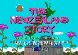 The New Zealand Story Genesis Title