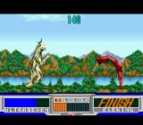Ultra Seven SNES Seven is a very talented acrobat