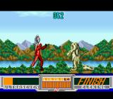 Ultra Seven SNES Fatality! Oops, wrong game!