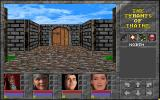 Yendorian Tales: The Tyrants of Thaine DOS Castle Grounds