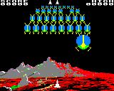Attack on Alpha Centauri BBC Micro The bugs attack one at a time