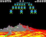 Attack on Alpha Centauri BBC Micro I got hit and lost a life